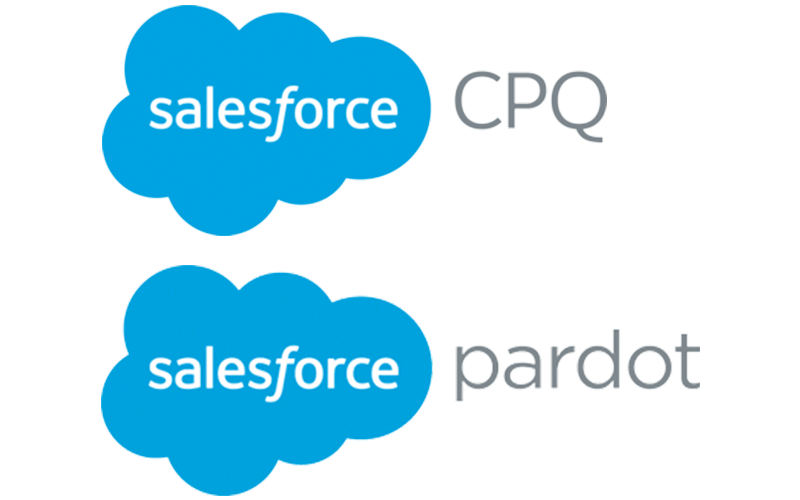 CPQ and Pardot