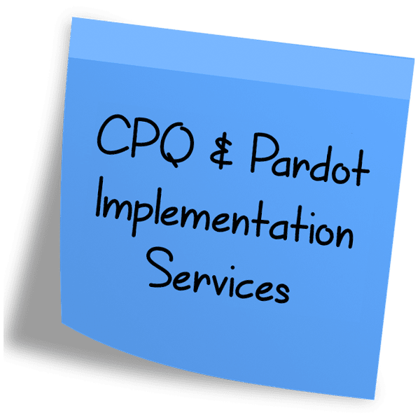 CPQ and Pardot Implementation Services