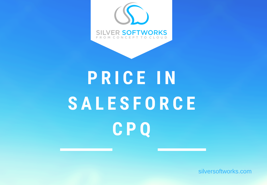 How to utilise the Price element of Salesforce CPQ