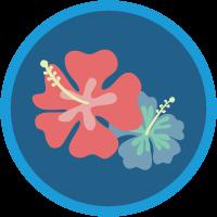 Ohana Trailhead Badge