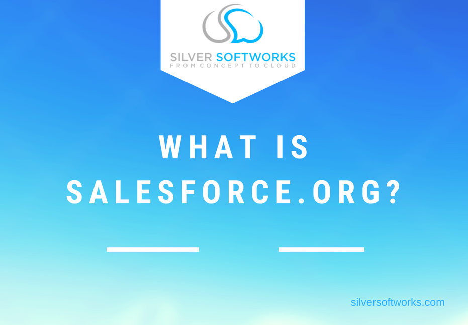 What is Salesforce.org?