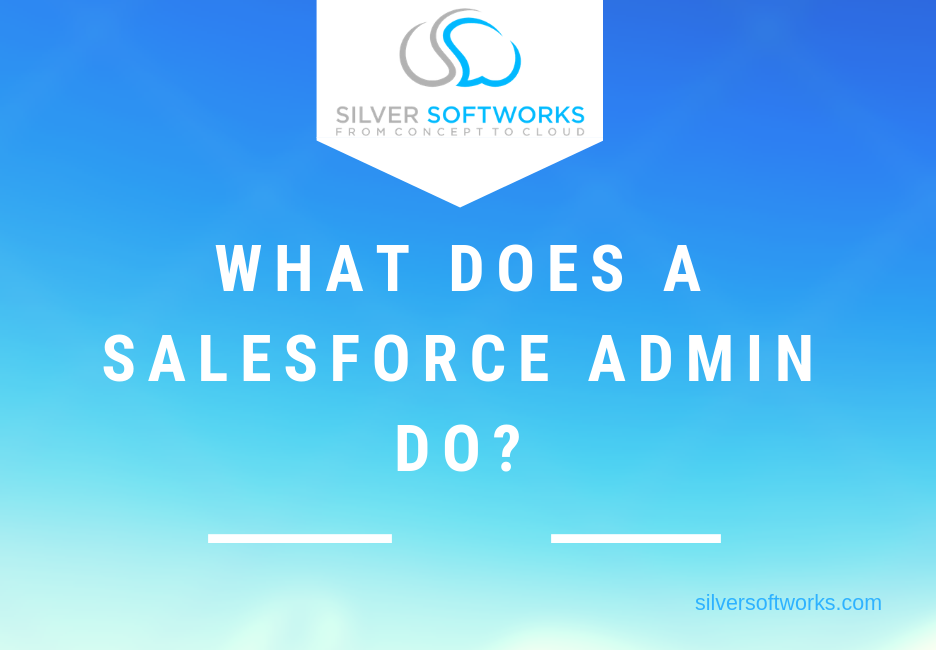 What does a Salesforce Admin do?