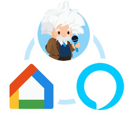 Salesforce Einstein Voice bot