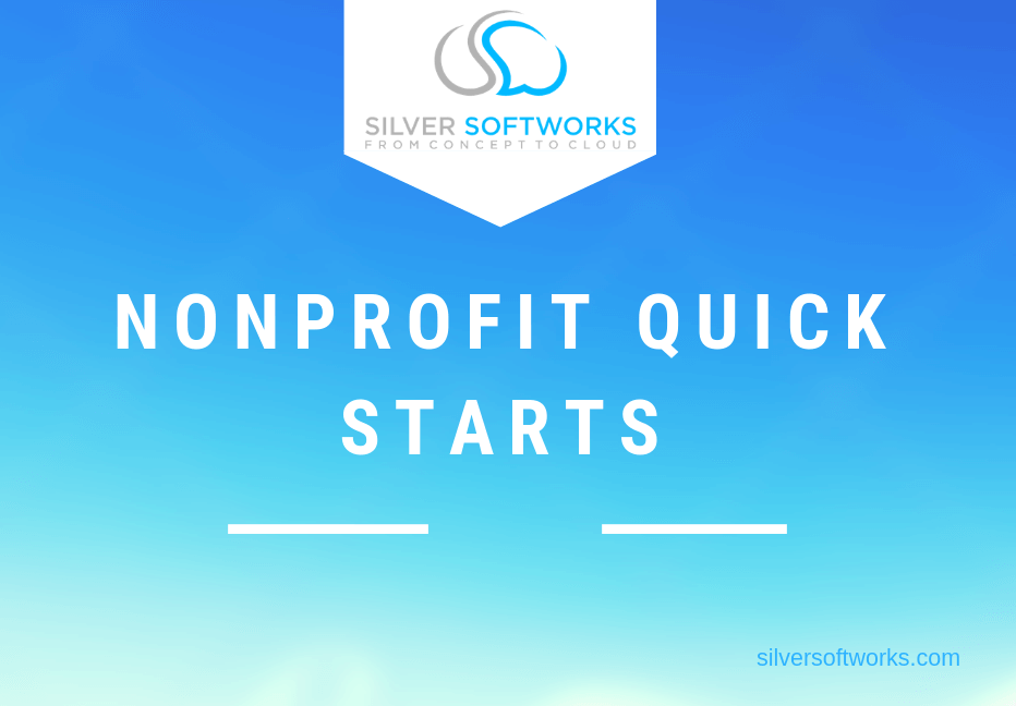 Nonprofit Quick Starts