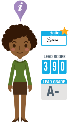 Lead scoring and grading