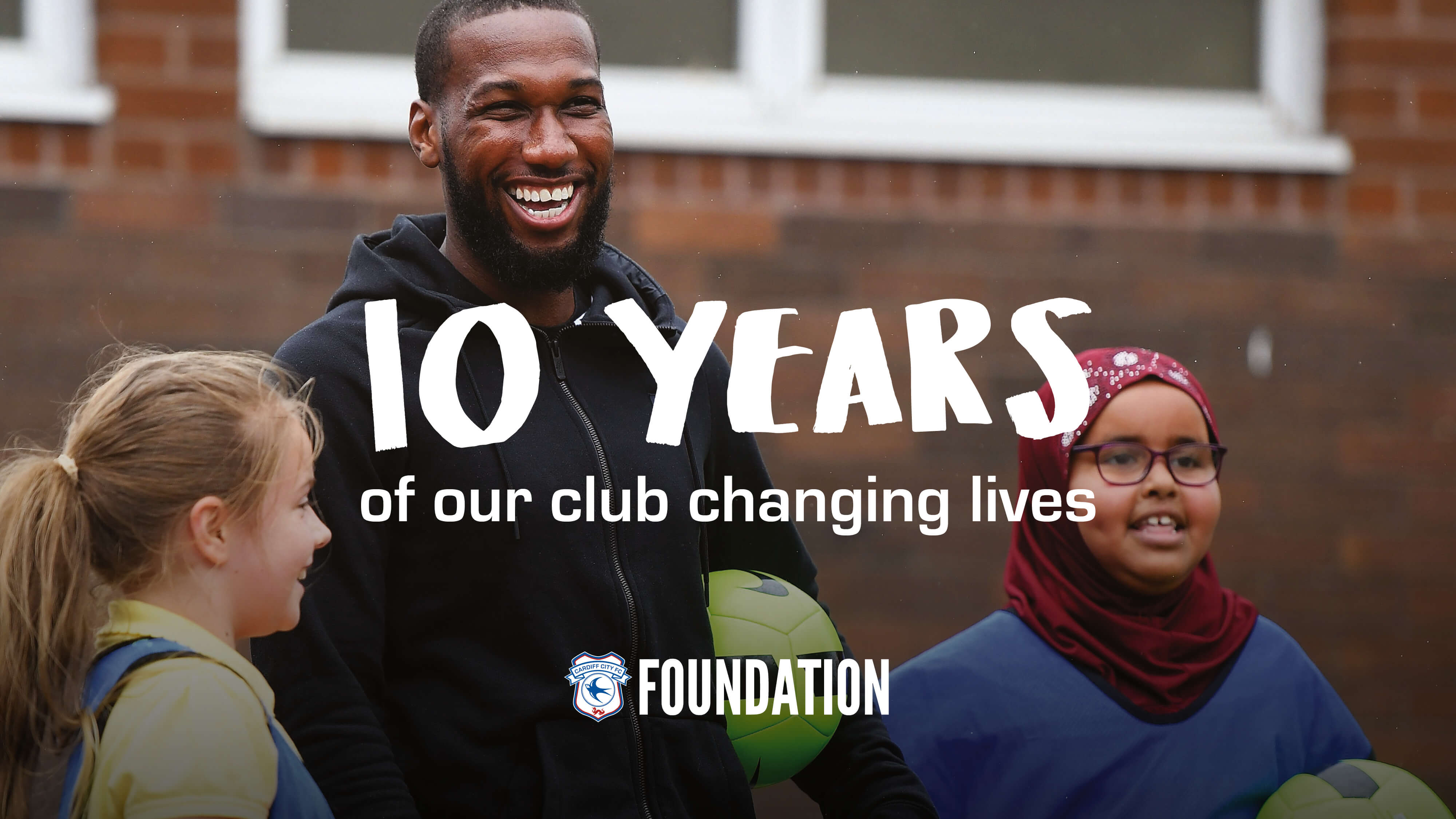 10 years of CCFC changing lives