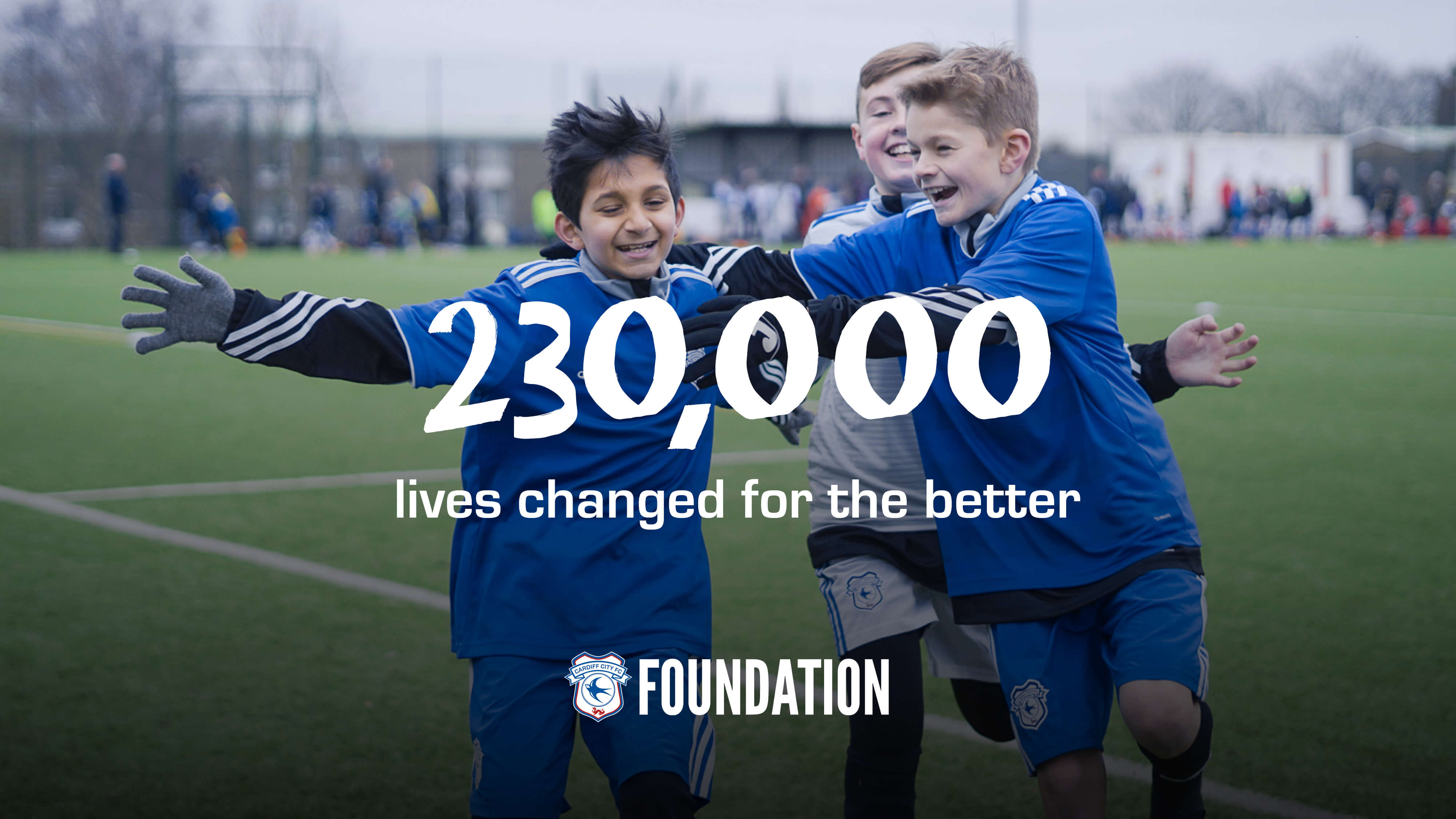 230,000 lives changed by CCFC