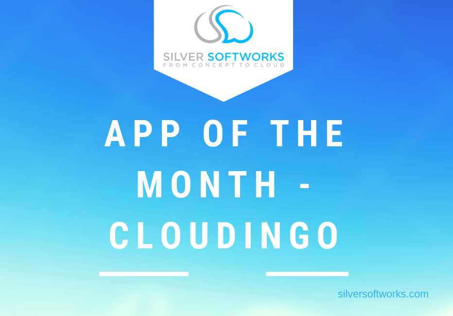 App of the month – Cloudingo