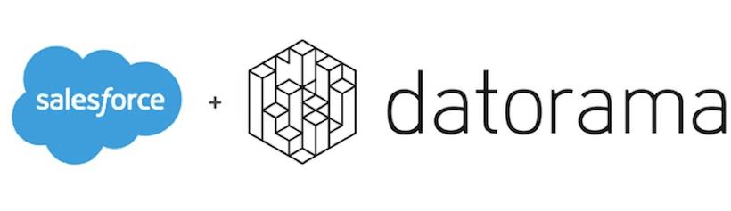 Salesforce and Datorama