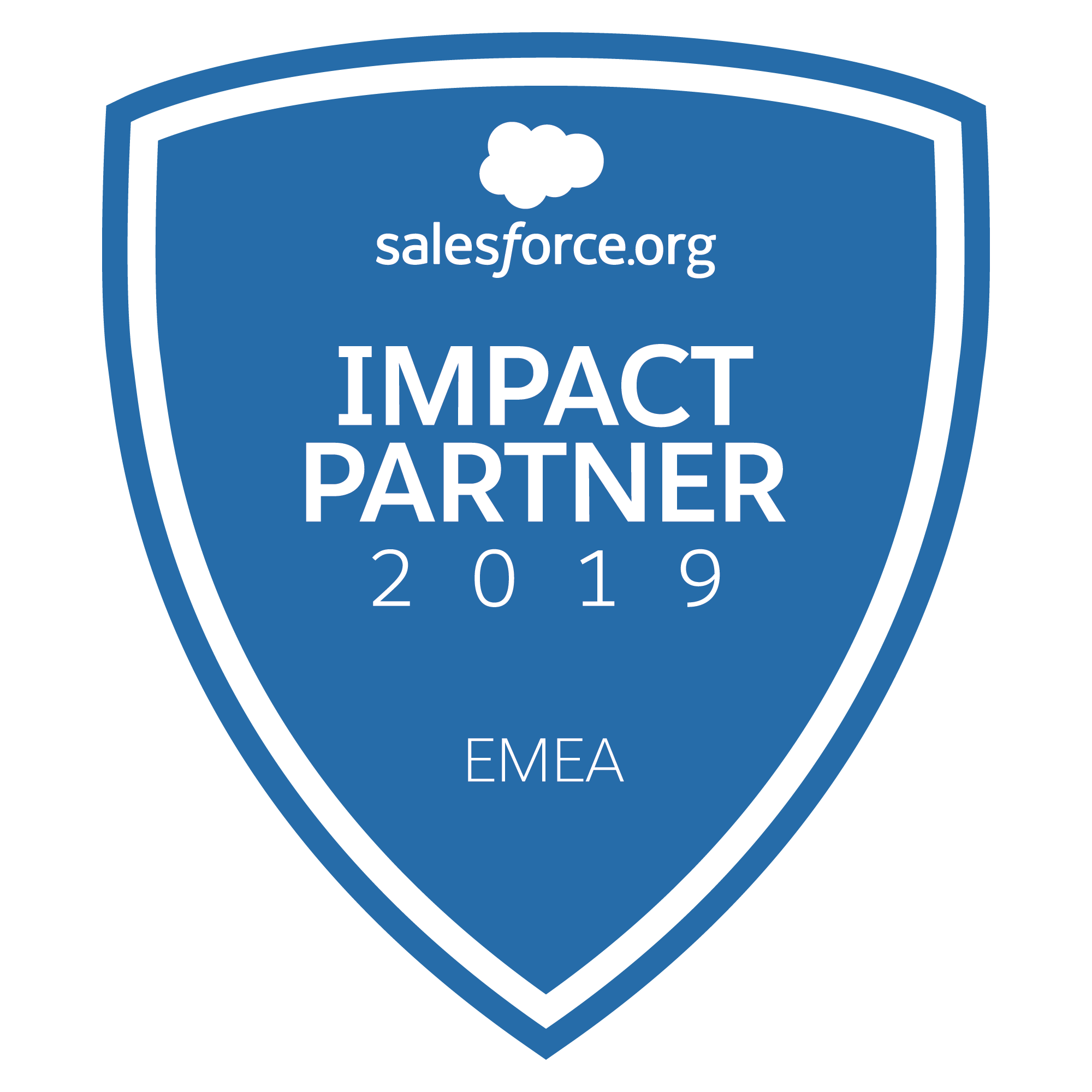 Salesforce.org Impact Partner Badge