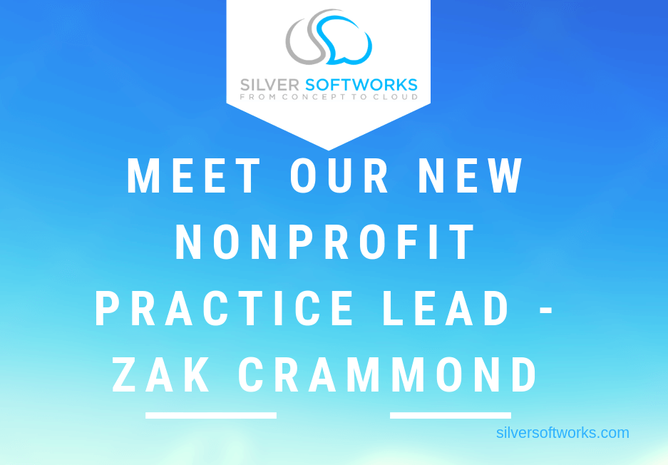 Meet our new Nonprofit Practice Lead – Zak Crammond