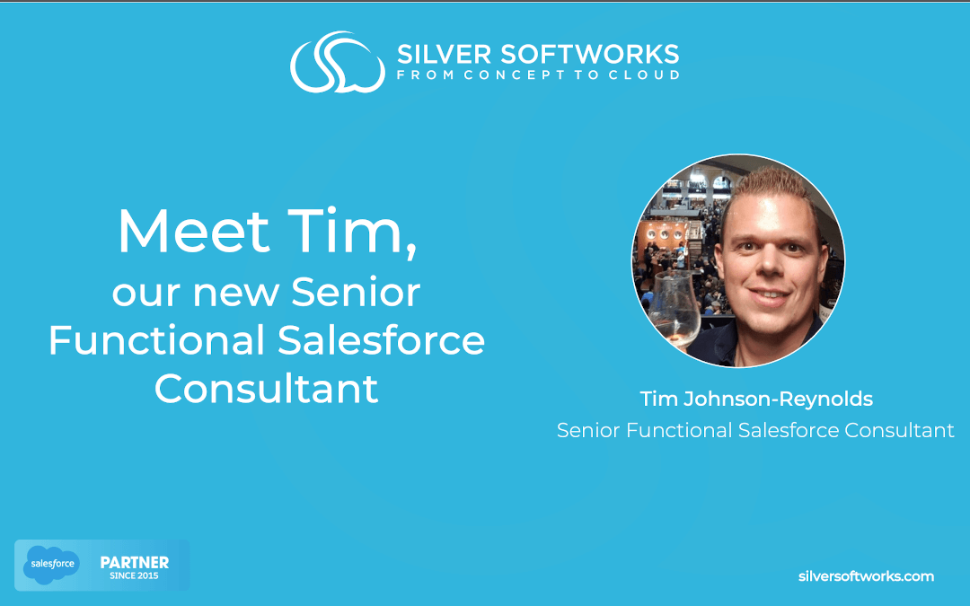 Meet Tim, our new Senior Functional Salesforce Consultant
