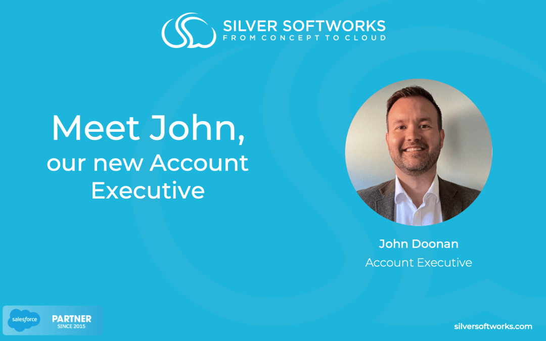 Meet John, our new Account Executive